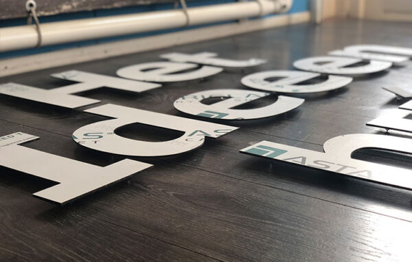 freesletters 3mm acrylaat, freesletters, acrylox letters